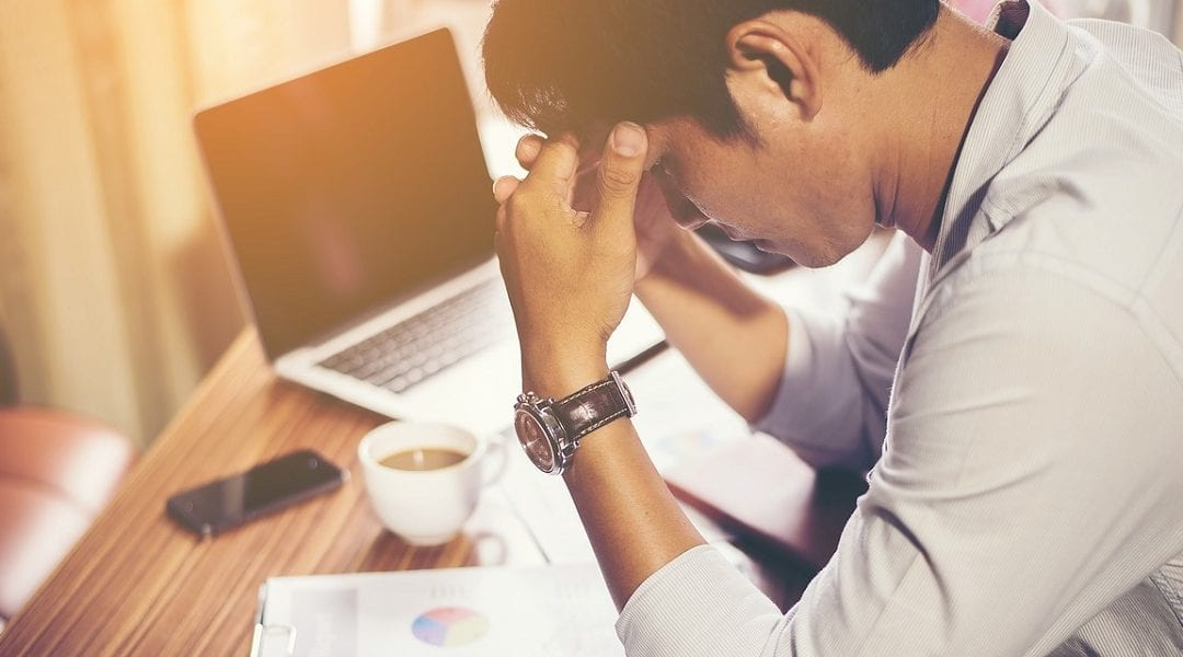 The Executive Job Search Burnout Guide: How to Recover