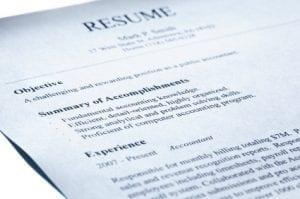 quantify your resume