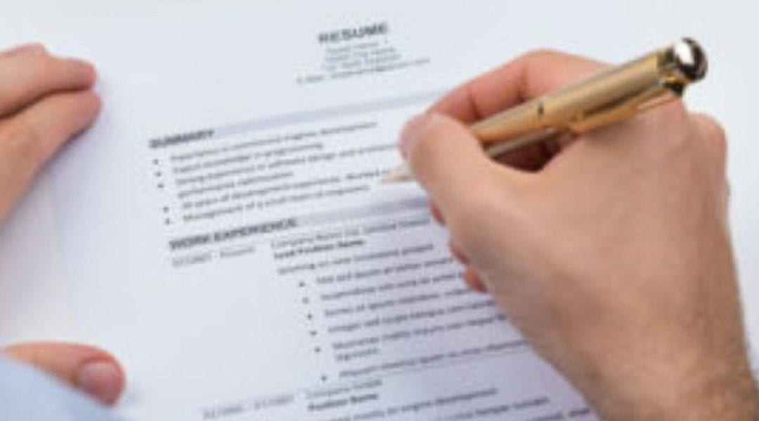 Critical Details to Include on a Senior Level Executive Resume