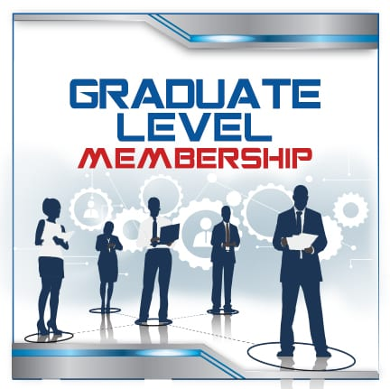 Graduate Membership Level Logo