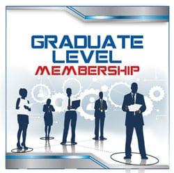 Graduate Level Membership Logo