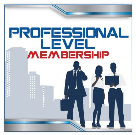Professional Membership Level Logo