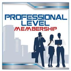 Professional Level Membership Logo